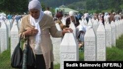 Srebrenica, 11. juli 2013.