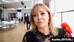 Лилия Ишмаметьева