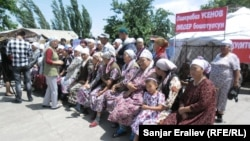 Жалал-Абадда жол тоскондор, 4-июнь, 2013.