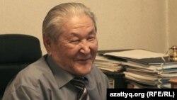 Мемлекет қайраткері, саясаткер, ғалым Серікболсын Әбділдин.