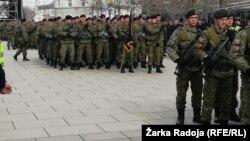 Parada Bezbednosnig snaga Kosova u Prištini, ilustrativna fotografija