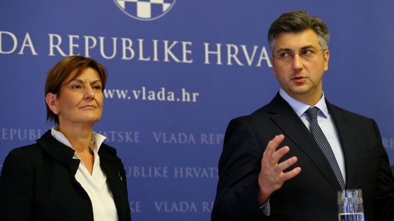 Ministrica Dalić dala ostavku zbog 'percepcije'