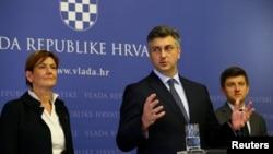 Proces uspješan za Hrvatsku: Andrej Plenković