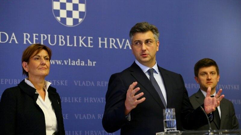 Kosor: Plenković nije u opasnosti, vladavina prava u Hrvatskoj jest
