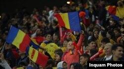 București, Arena Națională, meciul de calificare pentru Europenele 2020 la fotbal, România - Norvegia, 15 octombrie 2019