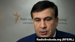 Міхеїл Саакашвілі, голова Одеської обласної державної адміністрації