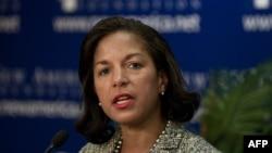 Cоветник президента США по вопросам национальной безопасности Сьюзан Райс
