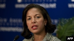 U.S. National Security Adviser Susan Rice