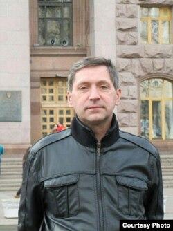 Олександр Тимофєєв, фото з родинного архіву