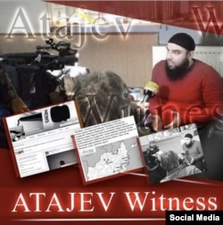 "The ""Atajev Witness"" avatar of Murad Atajev"
