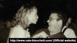 Cate Blanchettin gənclik illəri.