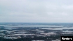 Sibir, ilustracija