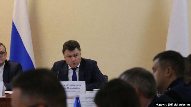 Игорь Михайличенко