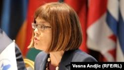 Aktuelni izazovi sadašnjeg trenutka mogu se rešiti samo udruženim naporima više država: Maja Gojković
