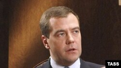 "Medvedev: ""We are ready to negotiate a 'zero option.'"""