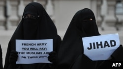 لندن: اعتراض به مداخله نظامی فرانسه در مالی
