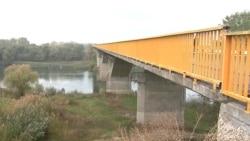 Открытие моста у Гура-Быкулуй