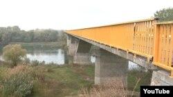 Мост между селами Гура-Быкулуй и Бычок
