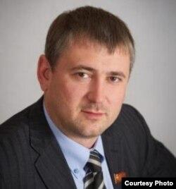 Кандидат в губернаторы Красноярского края Иван Серебряков