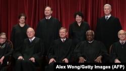 Sudije vrhovnog suda SAD