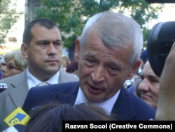 Primarul arestat Sorin Oprescu
