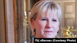 Шефицата на шведската дипломатија Маргот Валстром