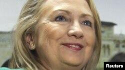 """Hillary Klinton: 'Bu waka region üçin möhüm pursatdyr""""."""