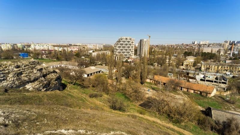 Симферополь как на ладони: виды с Петровских скал (фотогалерея)