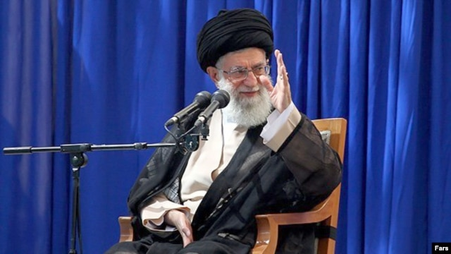 Supreme Leader Ayatollah Ali Khamenei says Iran has become immune to Western sanctions.