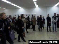 Otvaranje projekta Undiplomatic Art međunarodnog teatarskog festivala MESS