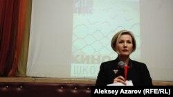 Виктория Тюленева, директор Freedom House – Kazakhstan.