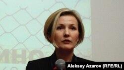 Директор Freedom House в Казахстане Виктория Тюленева.