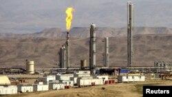منشأة للغاز في كردستان العراق