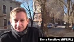 Serhi Jadan, Harkov, 5 aprile 2014.