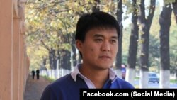 """Шамил Дыйканбаев. Сүрөт """"Facebook"""" социалдык түйүнүндөгү өздүк баракчасынан алынды."""