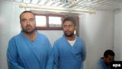 عبدالکريم لالجی و هانی دين محمد