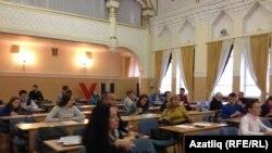 Мәскәүдә диктант язучылар