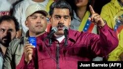 Венесуэланын президенти Николас Мадуро. Каракас, 20-май, 2018-жыл.