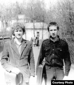 Студэнты, Гомель, 1980 год