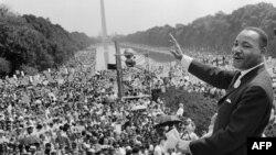 Мартин Лютер Кинг, Вашингтон, 28 августа 1963 года.