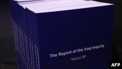 گزارش کمیته بررسی در خصوص جنگ عراق موسوم به گزارش چیلکات