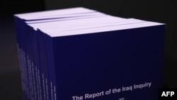 Kopije izvještaja koji je sačinio Sir John Chilcot