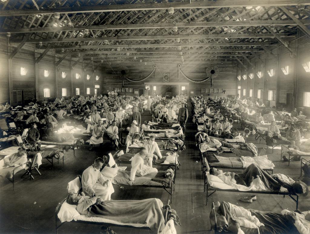 У 1918 годзе пачалася адна з найгоршых сусьветных эпідэмій у гісторыі, выкліканая вірусам грыпу. Захварэлі каля 500 мільёнаў чалавек пры тагачасным насельніцтве Зямлі 1.7 мільярда. Якую размоўную назву атрымала гэтая хвароба?