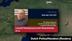 Би-би-сининг билдиришича, Харченко 11 март куни айирмачи ҳудуд ҳуқуқ-тартибот ходимлари томонидан қўлга олинган.