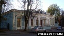 Будынак музэя Міная Шмырова канца XIX ст.