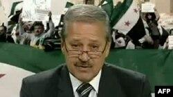 Сирияның Ирактағы бұрынғы елшісі Наваф Фарес.