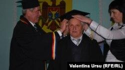 La ceremonia de la Bălți