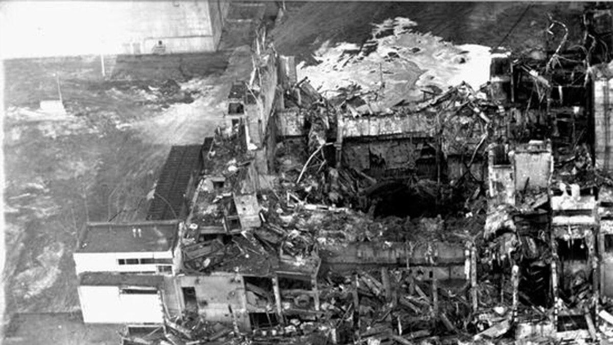 Із архіву Радіо Свобода: повідомлення про Чорнобильську катастрофу (1986  рік)