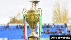 Кубок Таджикистана по футболу. Фото с сайта ФФТ