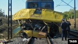 Фото з місця трагедії, 12 жовтня 2010 року